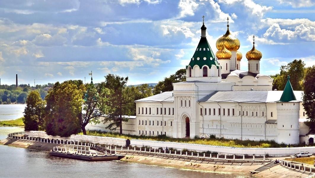Kostroma, the Ipatiev Monastery