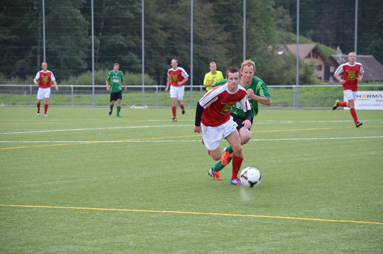 Meisterschaftsspiel 4. Liga - FC Stans 26. August 2012