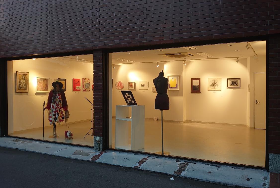 """21st Century Woman Artist exhibition"" 9.28- 10.15「21世紀女性アーティスト展 vol.10」会場: MI Gallery (大阪北浜)  *WEB併催"