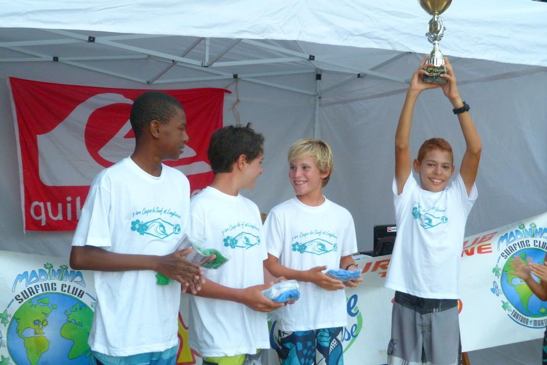 podium surf minimes