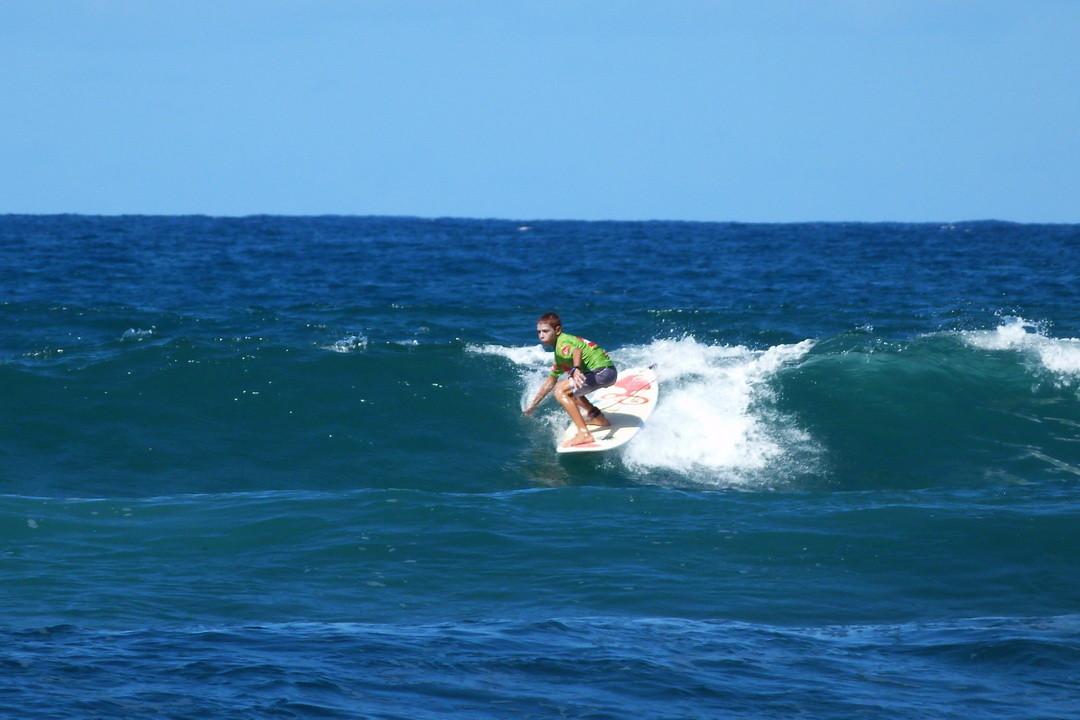série longboard espoir