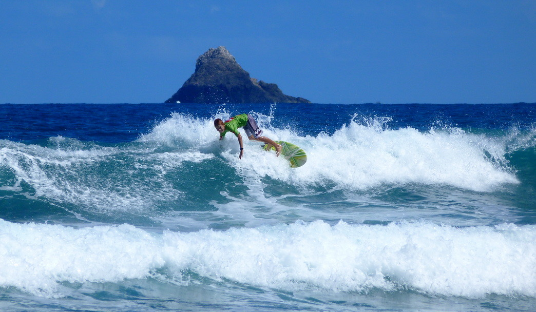 série surf open