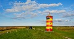 """""""Otto´s Leuchtturm"""" bei Pilsum (c) kaʁstn"""