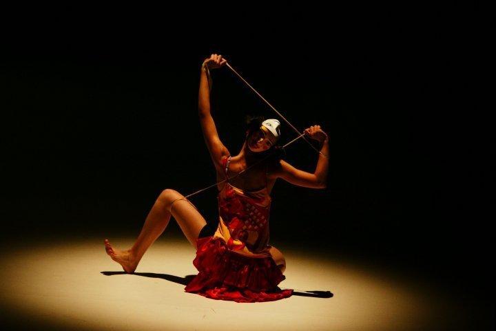 Clémentine : option danse en temps que sport - BAC 2010