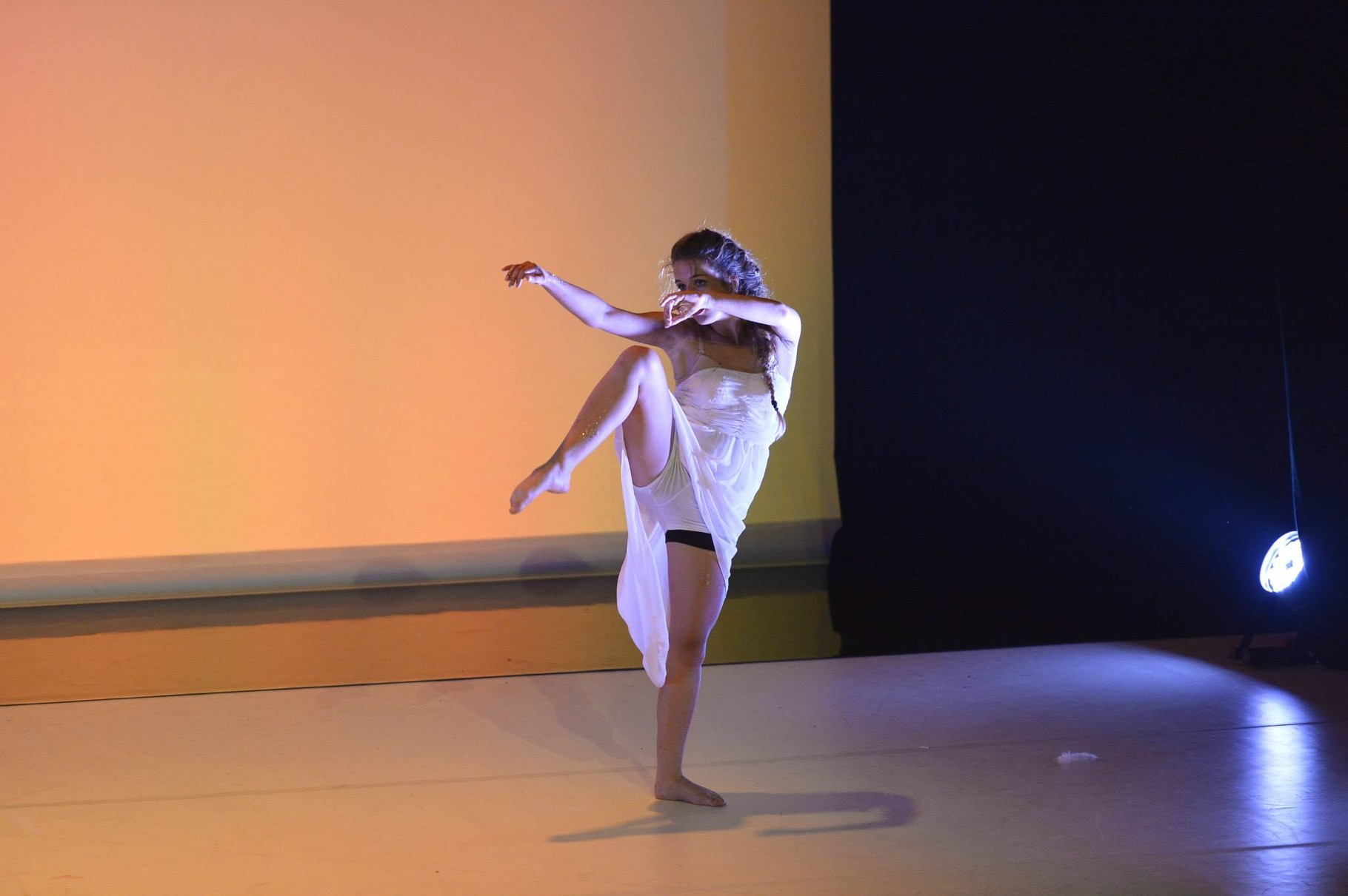 Mathilde : option danse en tant qu'art - BAC 2015
