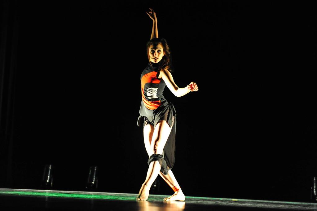 """Joanne dans """"Vous êtes ici"""" : option danse en tant que sport - BAC 2012"""
