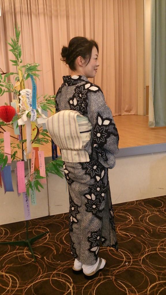 装道キモノ学院岐阜県連主催七夕会