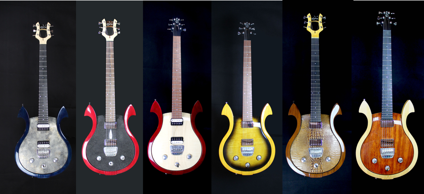 We Are Happy To Hear From You  - Elyra-guitars