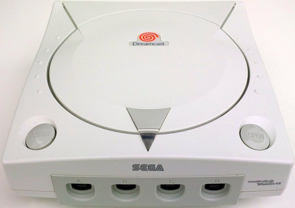 Sega dreamcast console variations the database for all console colors and variations - Sega saturn virtual console ...