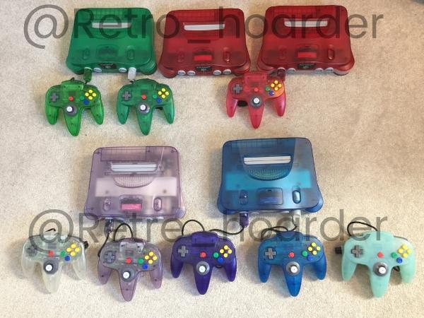 Nintendo 64 Controller - Atomic Purple