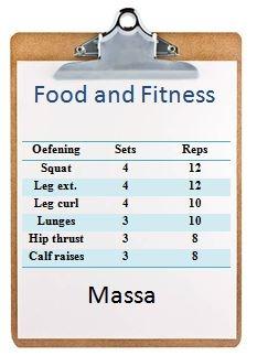 Trainingsschema trainingsschema's workout workoutschema spiermassa ontwikkelen opbouwen borst