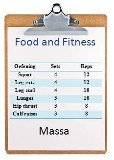 Trainingsschema trainingsschema's workout workoutschema spiermassa ontwikkelen opbouwen