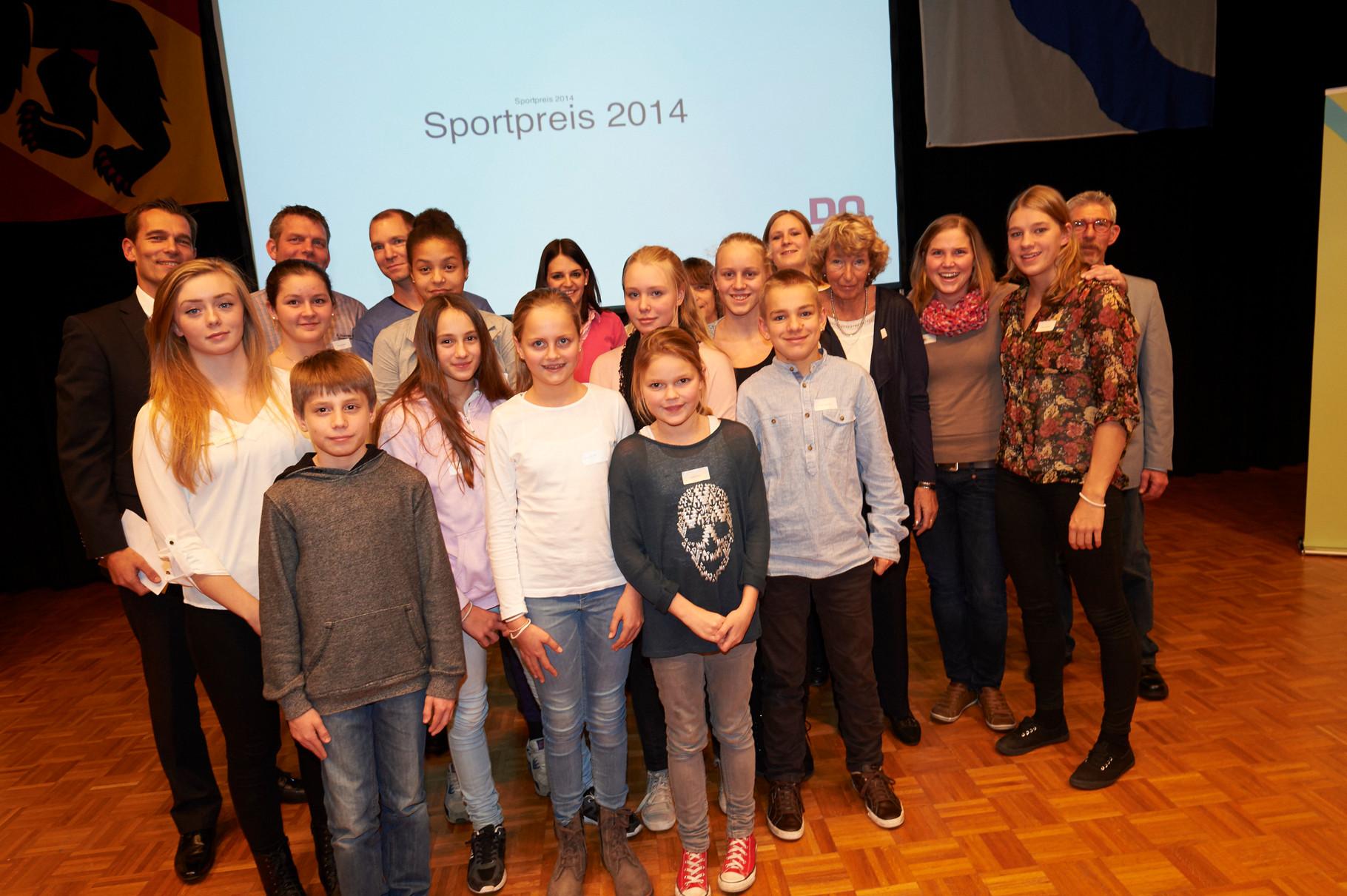 Verein des Jahres: Schwimmklub Langenthal
