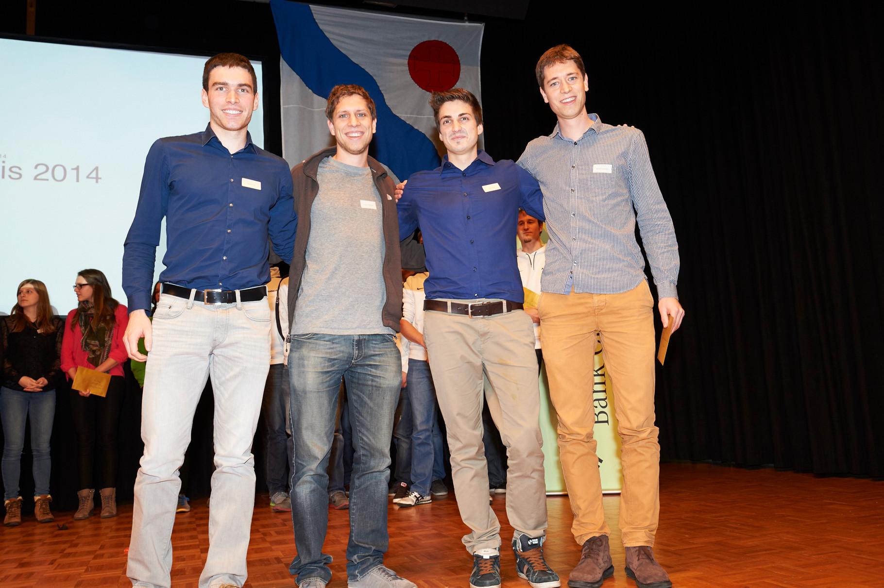 Olympische Staffel Juniorinnen, LZ Oberaargau