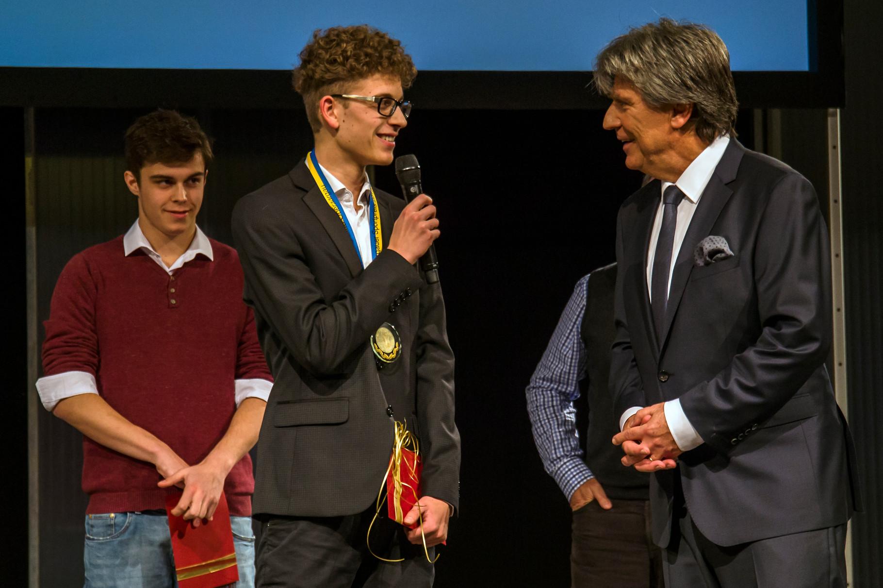 Sieger Gino Mäder