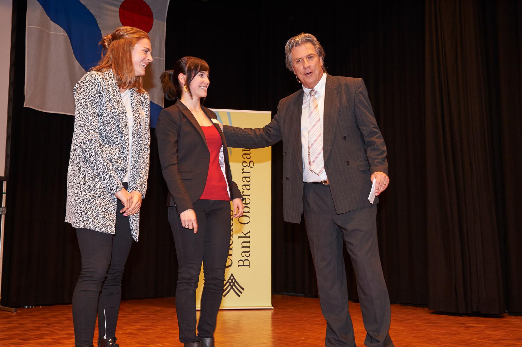 Siegerin Carole Howald, Curling, CC Langenthal