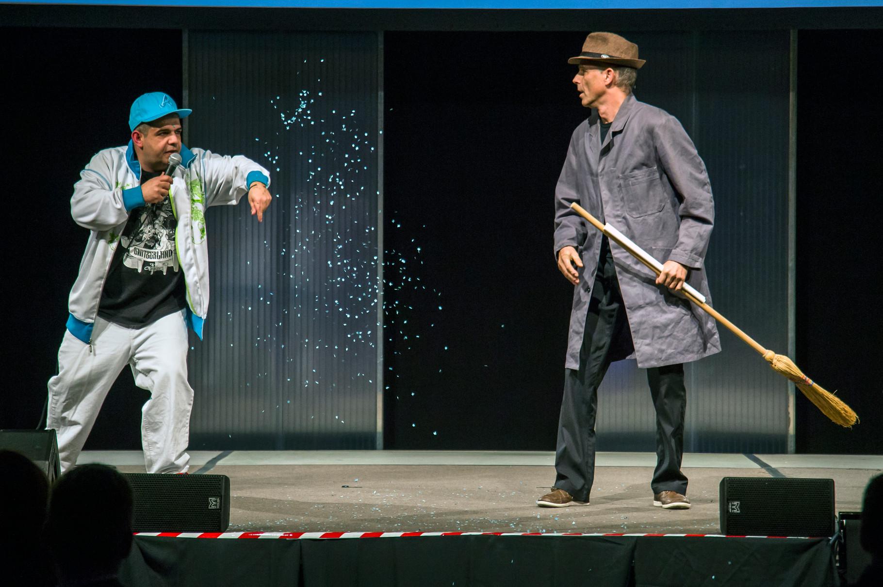 theboxshow.ch (Romano Carrara & Nino G.)