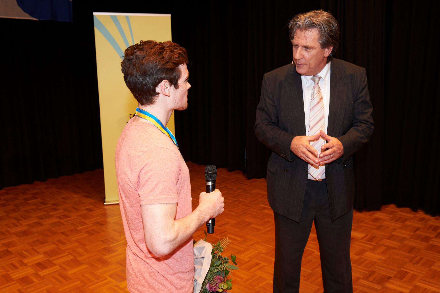 Interview mit Barni Schär