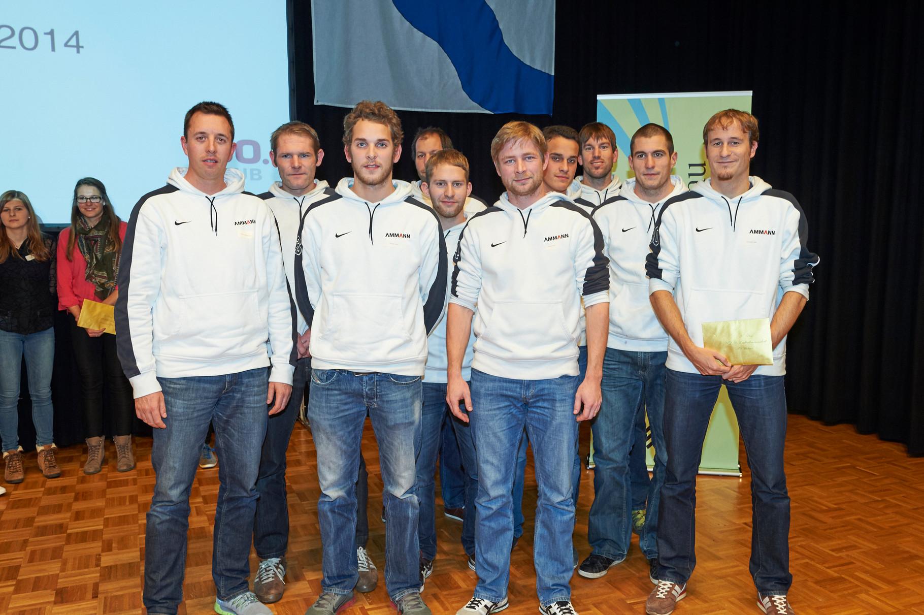 Mittelstrecken-Team Männer, LZ Oberaargau