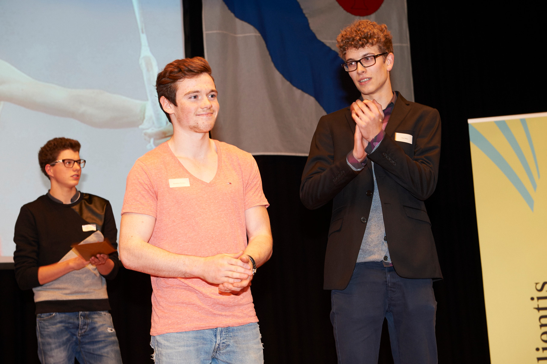 Sieger Benjamin Gischard, Kunstturnen, TV Herzogenbuchsee