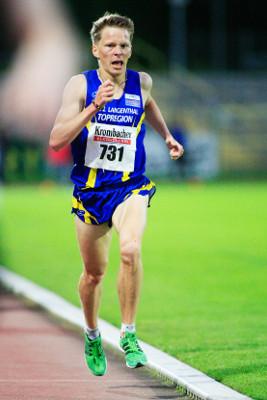 Adrian Lehmann - Leichtathletik