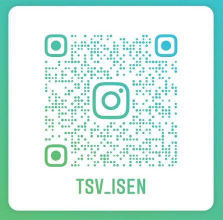 TSV Isen auf Insta