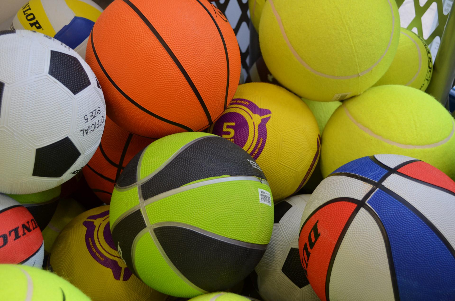 Neu ab 14.10.: Ball-Minis für Kinder ab 3