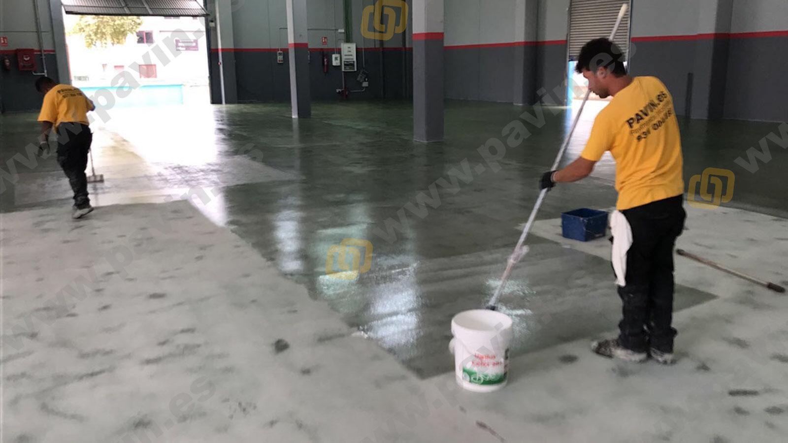 Selladores acr licos pavitecnik - Pintura para suelos exterior ...