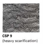 CSP 9 ( Escarificación fuerte )