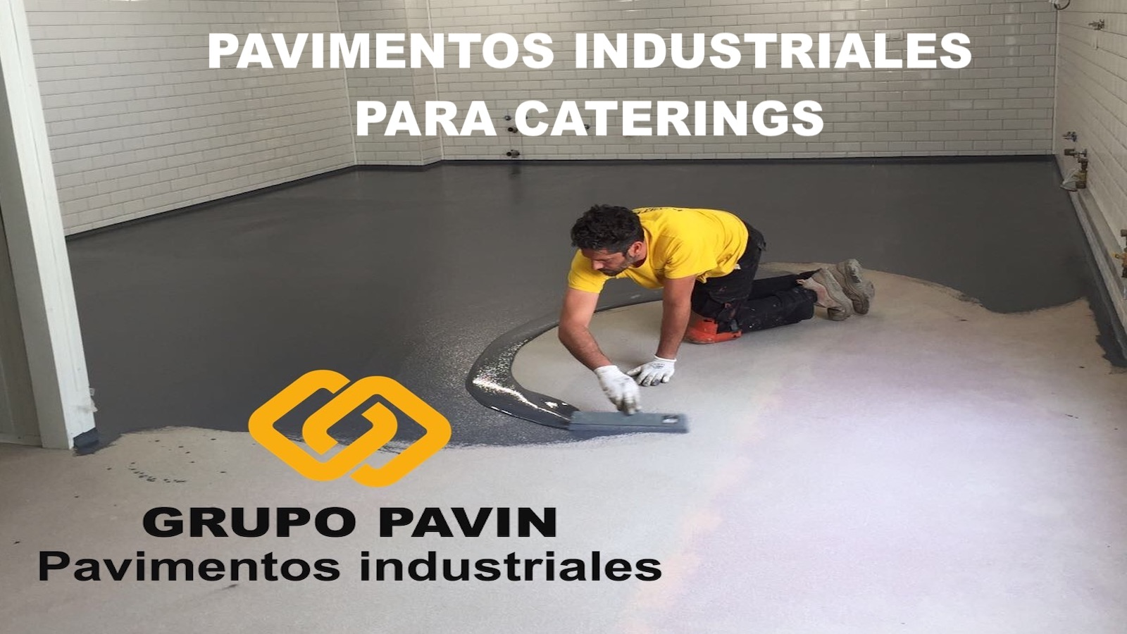 Pavimentos industriales para caterings