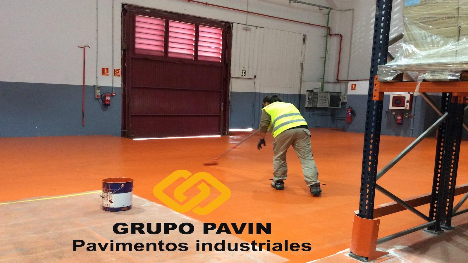 Recuperar suelos y pavimentos industriales de resinas en Barcelona