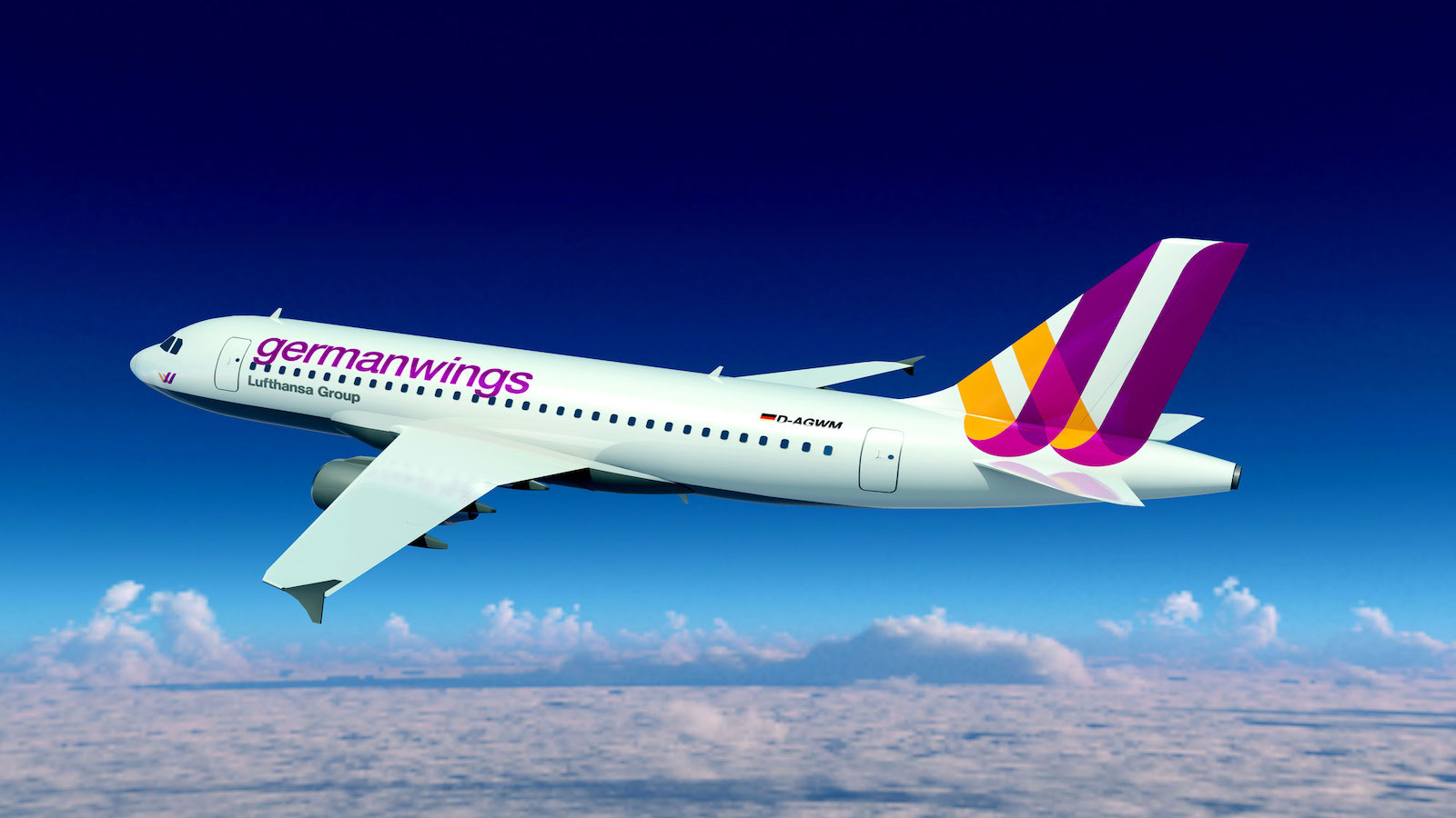 Airbus A320 de Germanwings