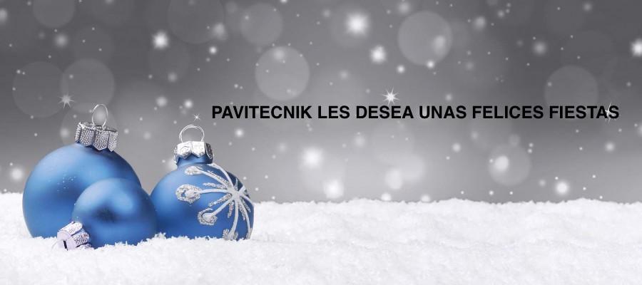 Grupo Pavin empresa especializada en el suministro y colocación de suelos y pavimentos industriales les desea felices fiestas