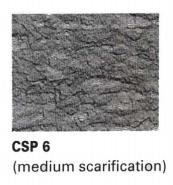 CSP 6 ( Escarificación media )