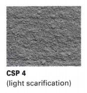 CSP 4 ( Escarificación ligera )