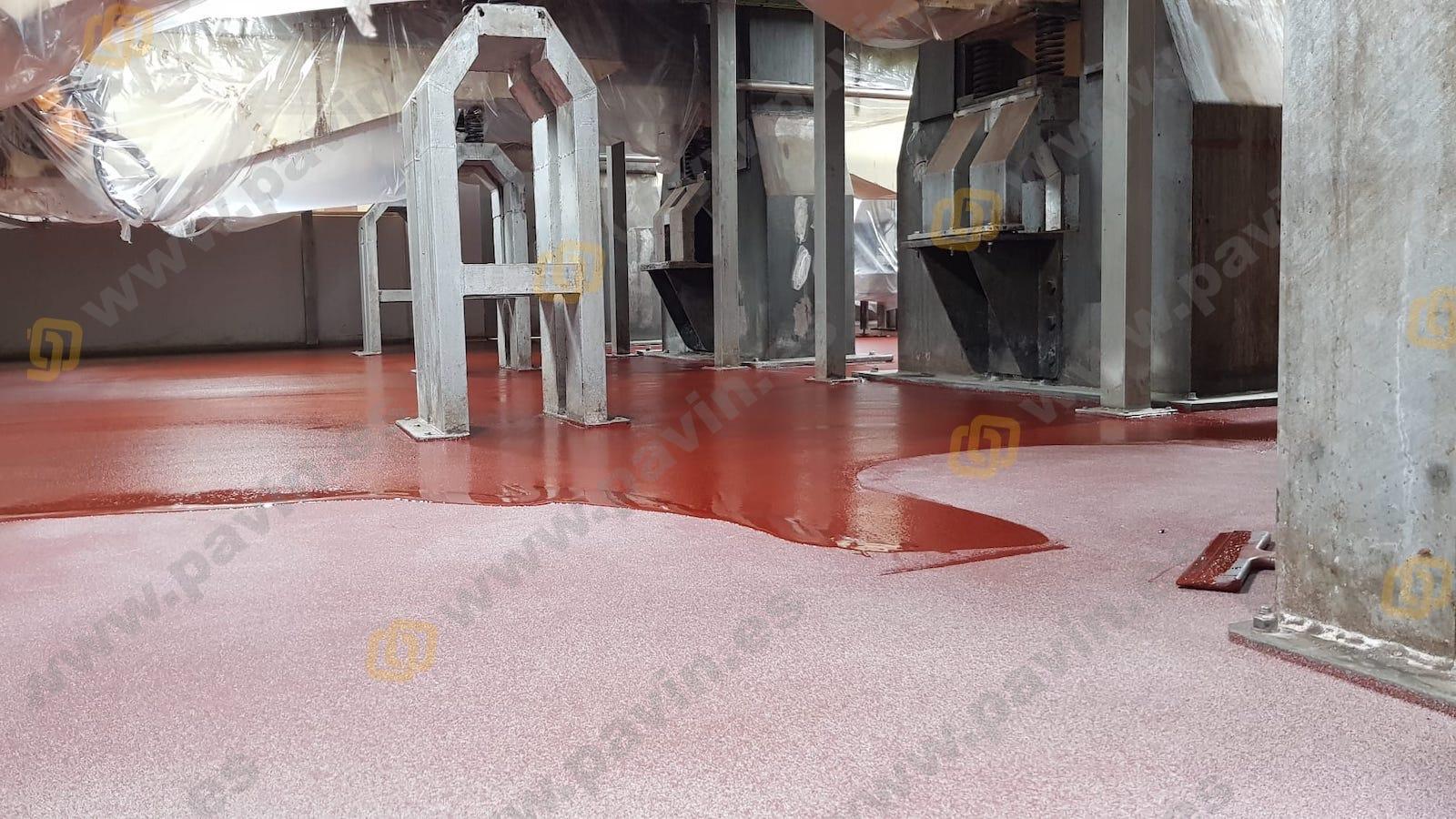 ¿Por qué elegir suelos de resina epoxi para el pavimento industrial de la empresa?