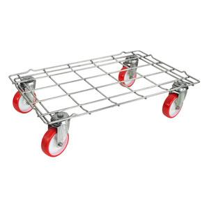 Lonatini snc Lumezzane _produzione carrelli e pianette in acciaio