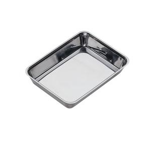 Lonatini snc Lumezzane _produzione vassoi in acciaio inox