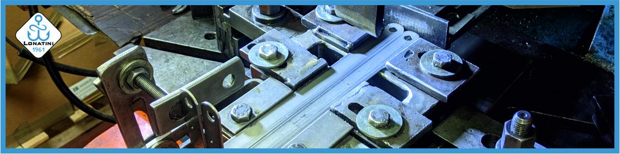 Lonatini snc Lumezzane _produzione carrelli in acciaio