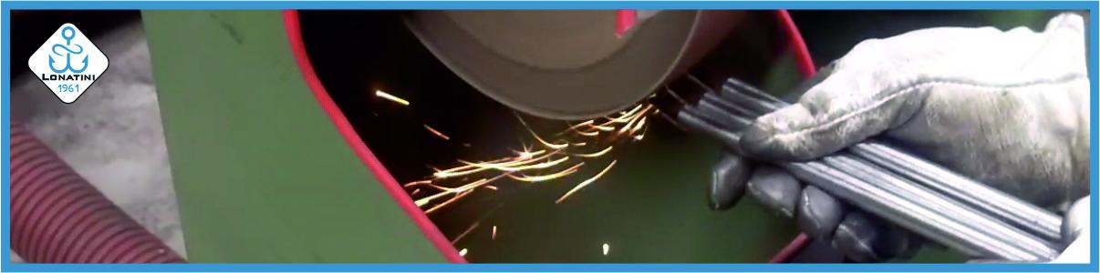Lonatini snc Lumezzane _produzione taglieri e accessori in acciaio