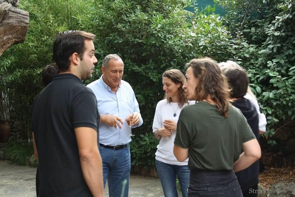 Rencontre entre professionnels et partenaires