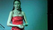 Tacea la notte placida von Verdi aus der Oper Il Trovatore,gesungen von Barbara Winter
