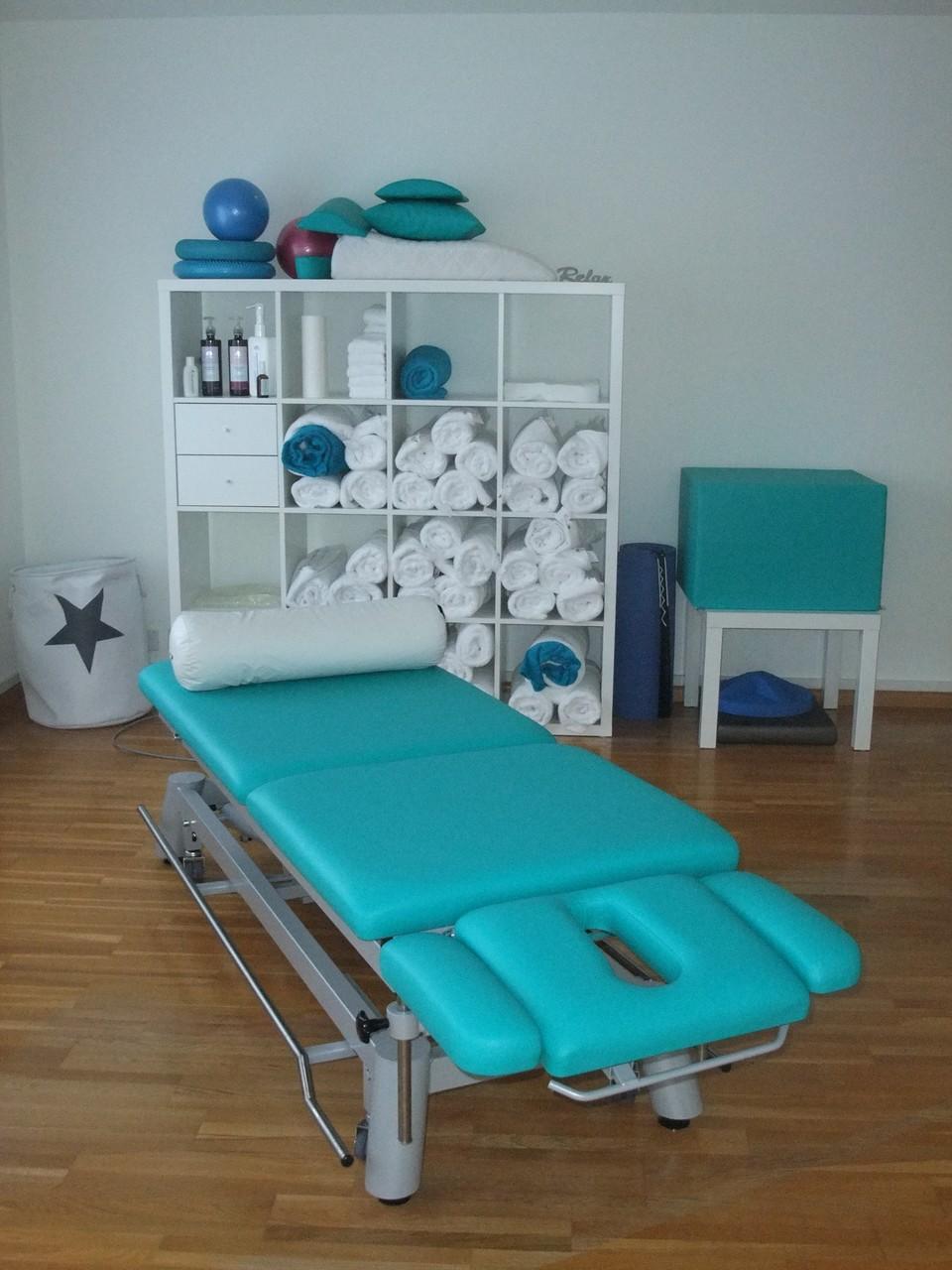 Physio Quandt Behandlungsraum