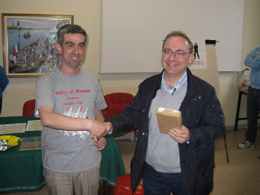 Vincitore premio ad estrazione - Andreazza.