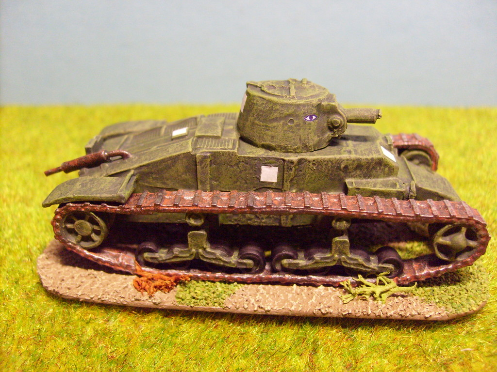 Tank Matilda I (SHQ)