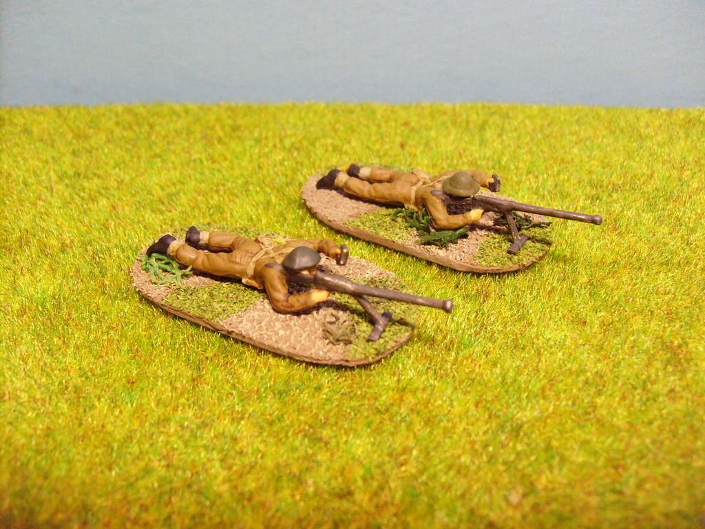 Infantry (Esci-Italeri) Boys ATR