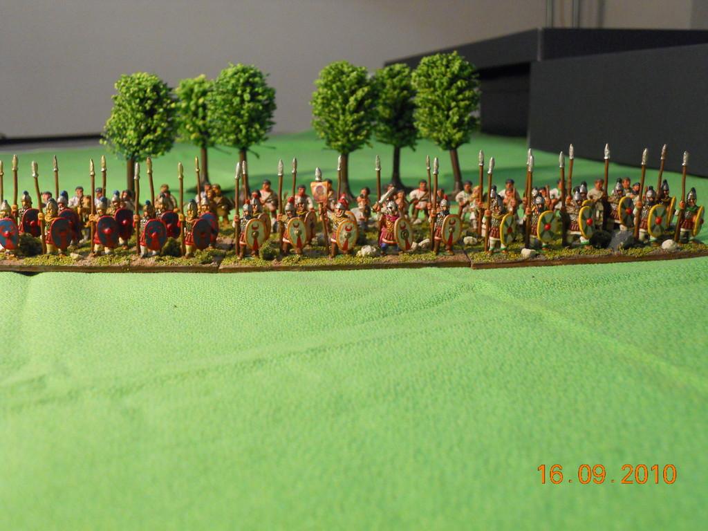 FP - Skoutatoi con arcieri di supporto