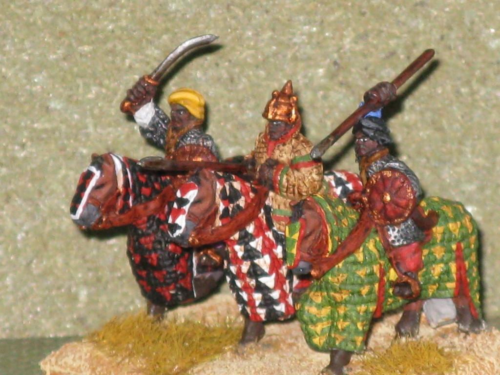 Cavallleria - Cavalry.