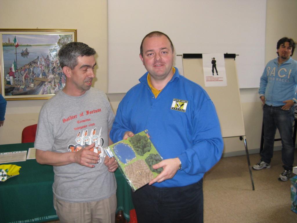 Vincitore premio ad estrazione - Simoncini.