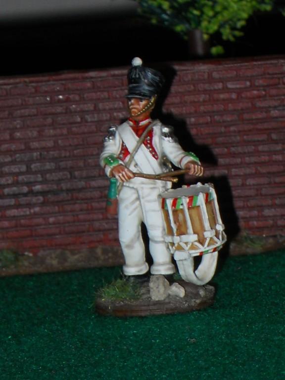 Tamburino - Drummer.
